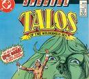 Talos of the Wilderness Sea Vol 1 1