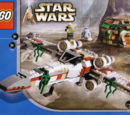 X-wing Fighter 4502
