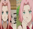 Miembros del Clan Haruno