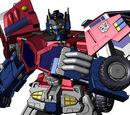 Optimus Prime (Cybertron Continuity)