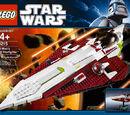 Obi-Wan's Jedi Starfighter 10215