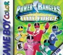 Power Rangers Time Force (GBC)