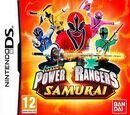 Power Rangers Samurai (DS)