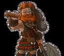 Scottish Warrior Costume