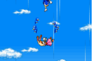 Sonic advance 2 ending Sonic trying to reach Vanilla.png