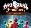 Power Rangers Mystic Force (Game)