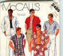 McCall's 2489 A
