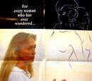 Клэр, упавшая с Луны (1992)