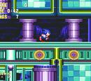 Sonic & Knuckles zones