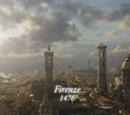 Assassin's Creed: Brotherhood helyszínek