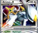 Arceus EX