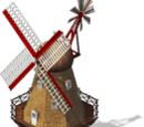 Secluded Windmill
