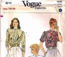 Vogue 8212 A
