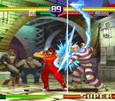 Street Fighter Alpha series