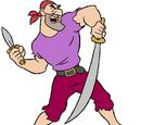 La Tripulación Pirata (Peter Pan)