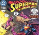 Superman: Man of Steel Vol 1 89