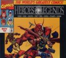 Marvel: Heroes & Legends Vol 2 1
