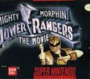 Mighty Morphin Power Rangers The Movie (Snes)