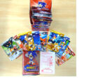 Sonic X Trading Card Game images