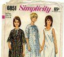 Simplicity 6851 A