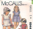 McCall's 6944 A