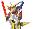 OmegaShoutmon X4