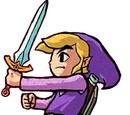 """Violet """"Vio"""" Link"""
