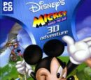 Disney's Mickey Saves the Day : 3D Adventure