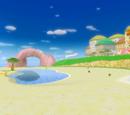 Peach Beach