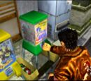 Shenmue I Items