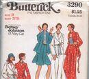 Butterick 3290