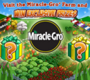 Giant Miracle-Gro Tree