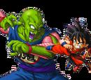Son Goku vs. Rey Demonio Piccolo (joven)