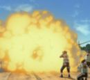Liberação de Fogo: Pilha Ardente de Cinzas