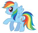 Pegasus ponies