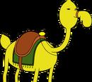 Camello de Limonagrio