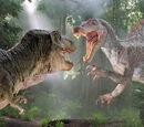 Jurassic Park III scenes