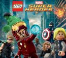 LEGO Marvel Cinematic Universe: The Video Game