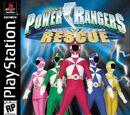 Power Rangers Lightspeed Rescue (Psx)
