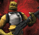 Bossk is Perry the Platypus!