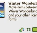 Christmas, Snow, Winter themed farms