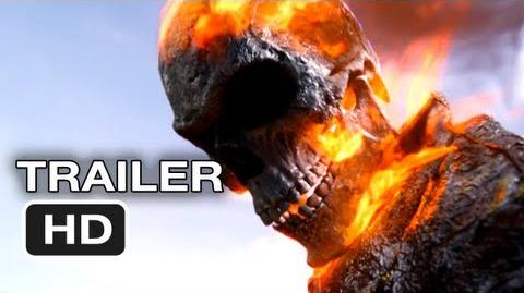Ghost Rider Spirit of Vengeance Official Trailer 2 - Nicolas Cage Movie (2012) HD
