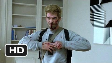 The Bourne Identity (7 10) Movie CLIP - Pen Versus Knife (2002) HD