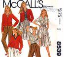 McCall's 8539 A