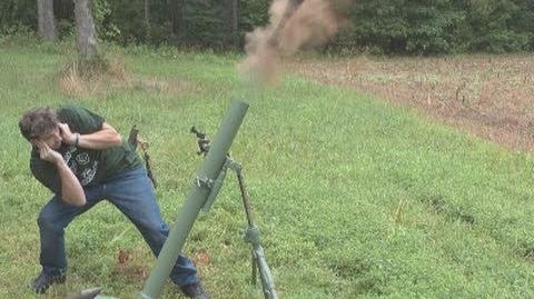 82mm Mortar Fail