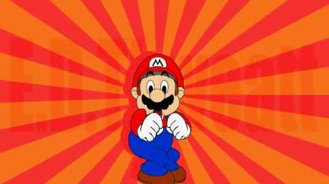 Mario Levels Up
