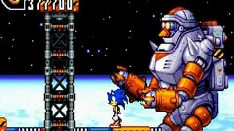 Sonic Advance 2 videos