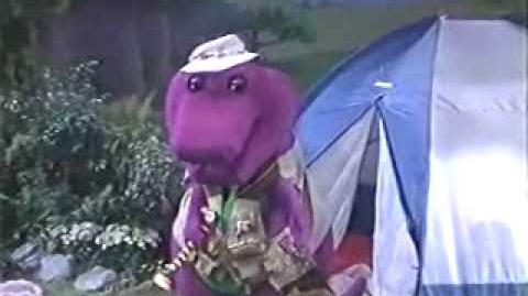 Barney's Campfire Sing-Along (Part 4)