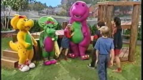 Barney's Fun & Games (Part 1)
