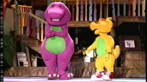 Barney Big Surprise (Part 2)